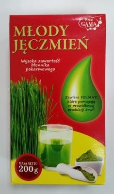 ФИН ЗЕЛЕН ЕЧЕМИК - подпомага имунната и нервната система, засилва производството на колаген, 200 гр., P.W.M. GAMA