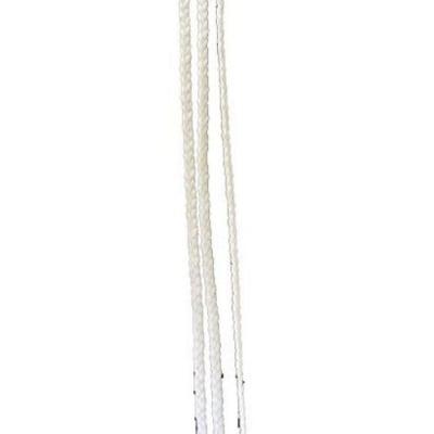 Шнур корда 2мм. бяла К -30м.