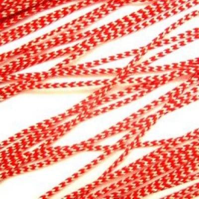 Шнур корда 1.5 мм ША1-7 полиестер коприна рибя кост - 50 метра