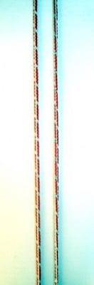 Шнур ламе корда 1мм. Г4-4 -50м.