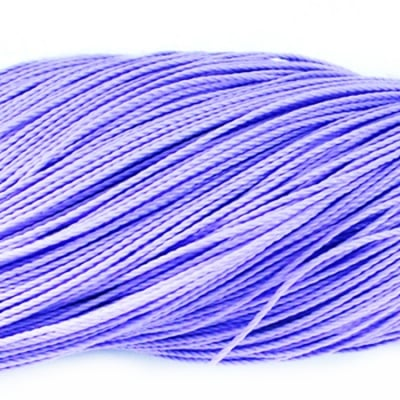 Шнур полиестер колосан 1 мм лилав ~80 метра