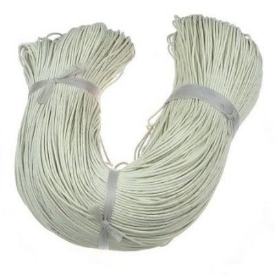 Шнур памук колосан 2 мм екрю ±72 метра