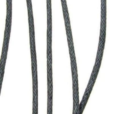 Шнур памук колосан 2 мм сив ~86 метра