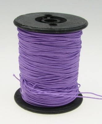 Шнур полиестер с основа корда 0.8 мм лилав светло ~100 метра