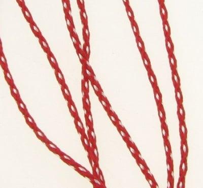 Шнур корда 1.5 мм ША13-17 полиестер коприна -50 метра