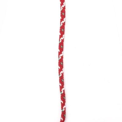Шнур объл 5 мм. Г05-04(16) -50 метра