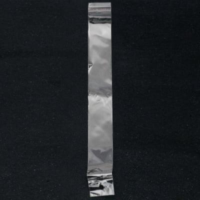 Целофаново пликче 3/22+3 см капак залепващ щендерно -200 броя