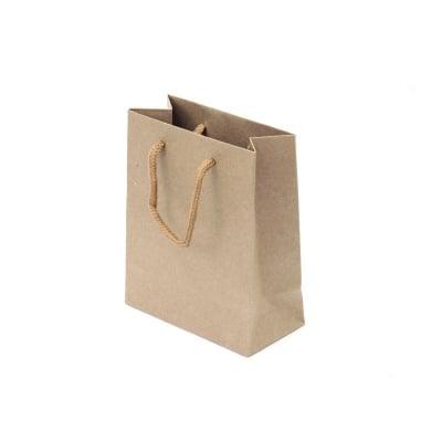 Торбичка подаръчна от картон 11x14 см