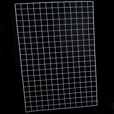Стелаж метална решетка скара 75х115 см