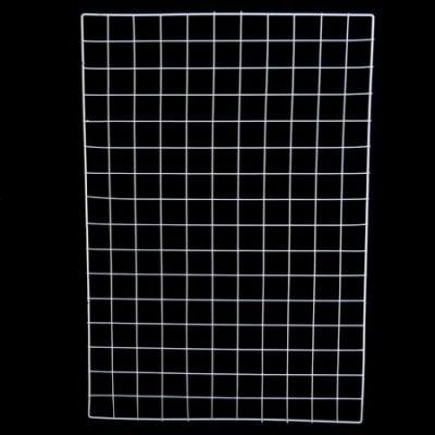 Стелаж метална решетка скара 95х65 см