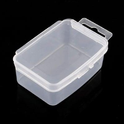 Кутия пластмасова 8.5x5.5x3 см