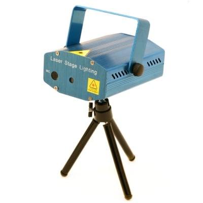Малък прожектор лазер