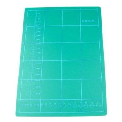 Самовъзстановяваща се подложка за рязане двулицева трипластова A4 21x29.7x0.2 см