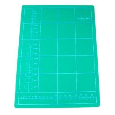 Самовъзстановяваща се подложка за рязане двулицева петпластова A4 21x29.7x0.3 см