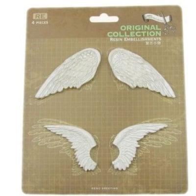 Комплект за декорация резин - крила