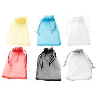 Торбичка за бижута 130x180 мм АСОРТЕ цветове