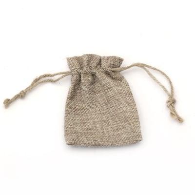 Торбичка от зебло 7x9 см