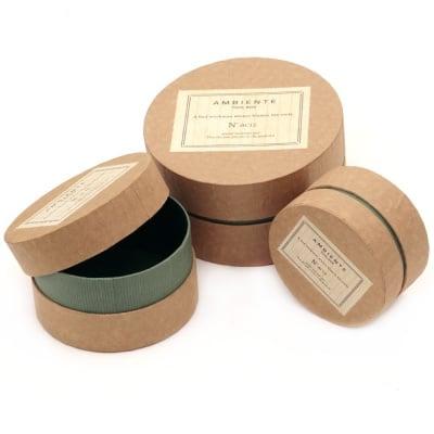 Кутия картон комплект от 3 броя -15 см, 12 см, 10 см Tool box