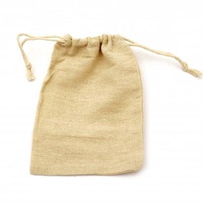 Торбичка памук 12x17 см