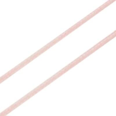 Шнур полиестер 0.8 мм розов -7~9 метра