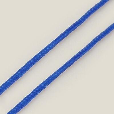 Шнур полиестер 0.8 мм син -10 метра