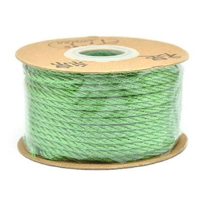 Шнур полиестер 2 мм зелен -5 метра