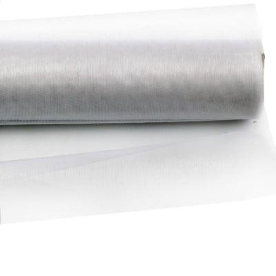Органза 48x450 см бяла
