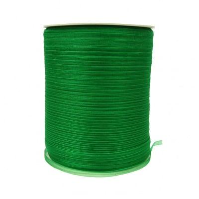 Ширит Органза 3 мм зелена -810 метра
