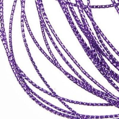 Ламе 0.8 мм светло лилаво -100 метра