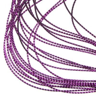 Ламе 0.8 мм тъмно лилаво -100 метра