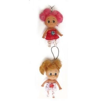Кукли с връзка за GSM 75мм. -12бр. модел3