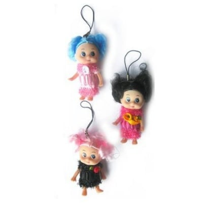 Кукли с връзка за GSM 75мм. -12бр. модел21