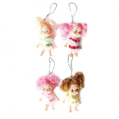 Кукли с връзка за GSM 75мм. -12бр. модел27