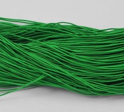 Ластик 1мм зелен -27 метра