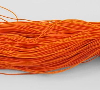 Ластик 1 мм оранжев ~22 метра