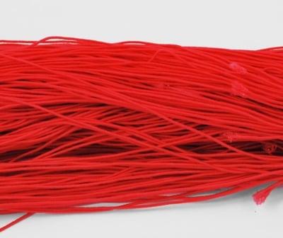 Ластик 1мм червен ~22 метра