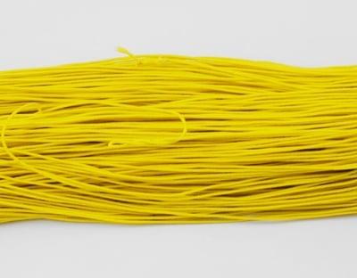 Ластик 1 мм жълт ~22 метра