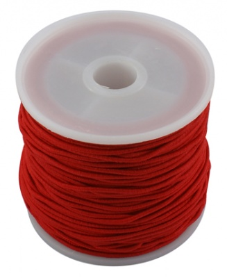 Ластик 1 мм червен ~19 метра