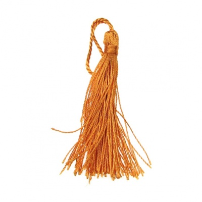 Пискюл текстил 135 мм оранжев