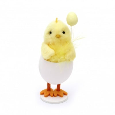 Пиле яйце 120х50 мм на стойка