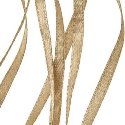 Ширит Сатен 3 мм капучино -10 метра