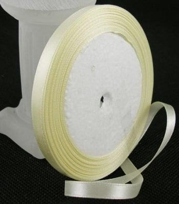 Ширит cатен 6 мм Old Lace ±22 метра