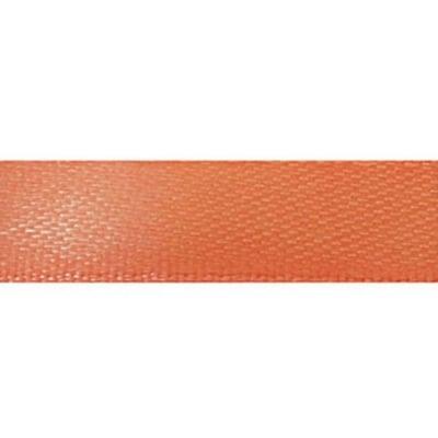 Ширит сатен 37 мм цвят праскова -22 метра
