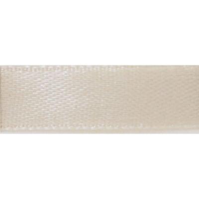 Ширит Сатен 6 мм Floral White -22 метра