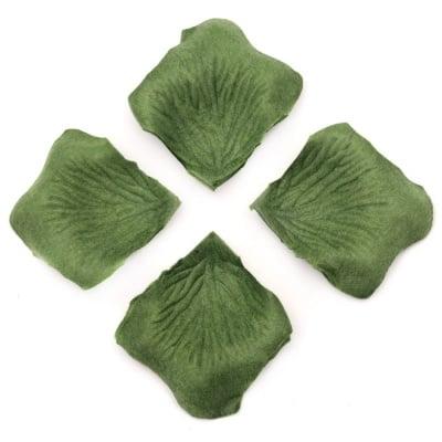 Листо хартия за декорация зелено -144 броя