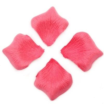 Листо хартия за декорация розово тъмно -144 броя