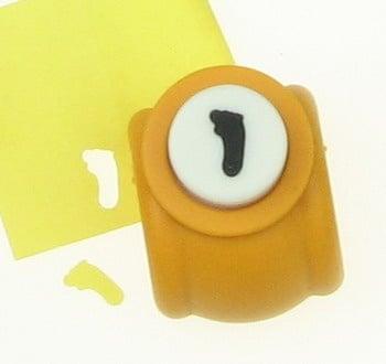 Перфоратор /пънч/ 10 мм за картон до 160 гр/м2 крак