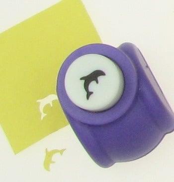 Перфоратор /пънч/ 10 мм за картон до 160 гр/м2 делфин