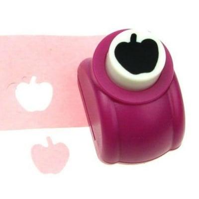 Перфоратор /пънч/ 16 мм за картон до 160 гр/м2 ябълка
