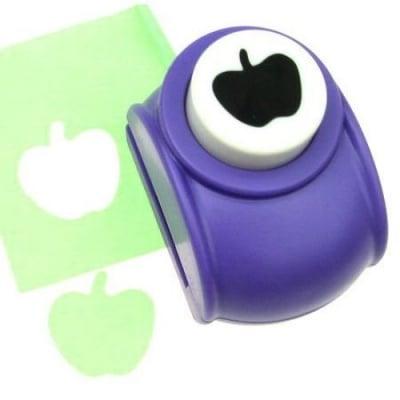 Перфоратор /пънч/ 32 мм за картон до 160 гр/м2 ябълка